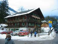 Skihütte Foret