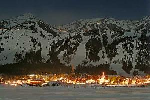 Teton Village at Jackson Hole