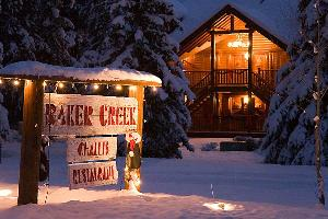 Baker Creek Mountain Chalet