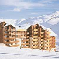 Appartments Val Thorens