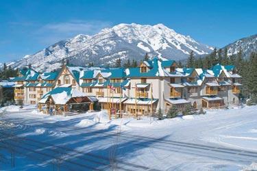 Banff Caribou Lodge and Spa, Banff, Kanada