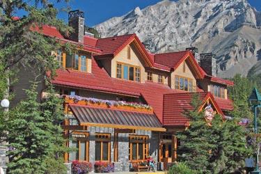 Ptarmigan Inn, Banff, Kanada