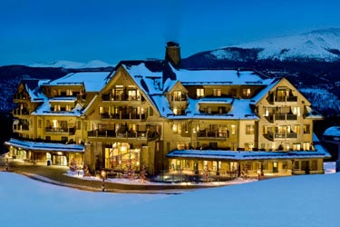 Crystal Peak Lodge, Breckenridge, USA