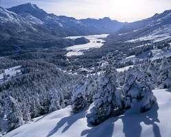 St. Moritz - Samedan