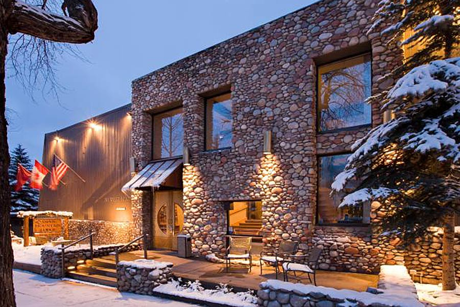Aspen Mountain Lodge In Aspen Colorado Usa Ski