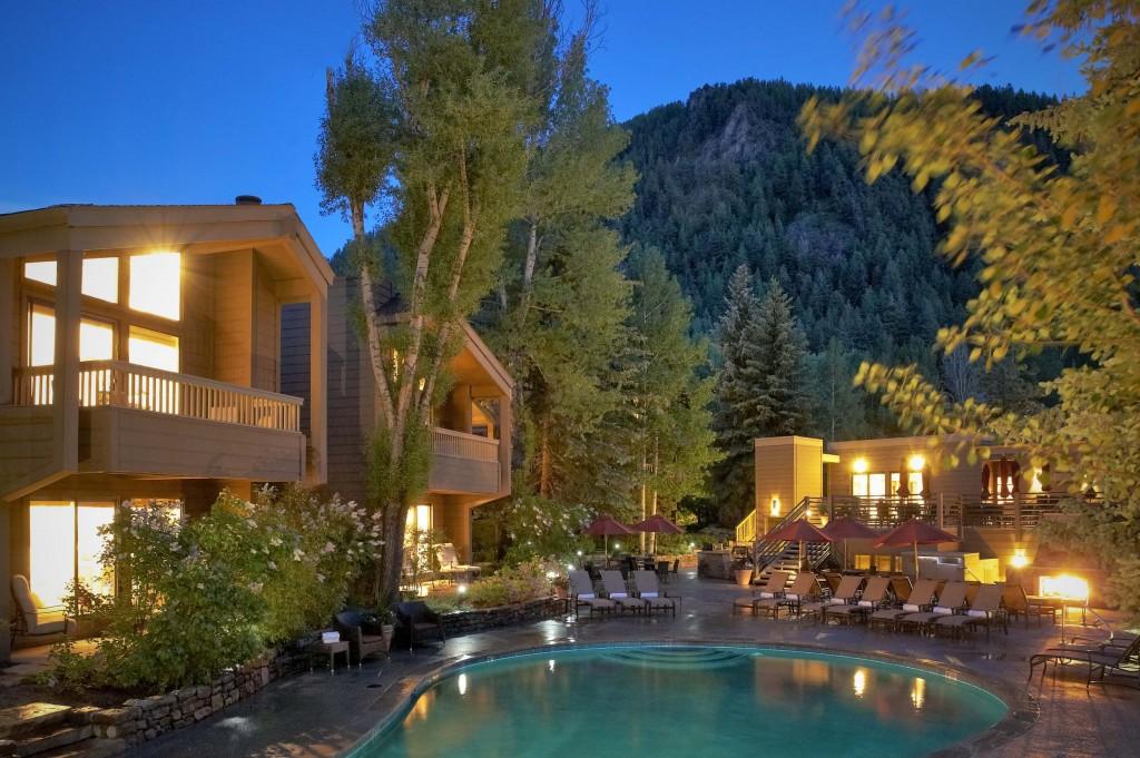 The gant in aspen colorado usa ski wild west for Aspen lodge