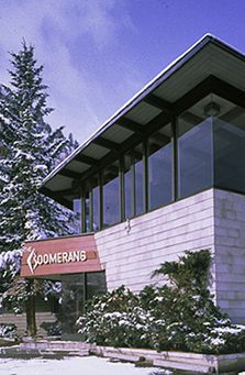 Boomerang Lodge, Aspen, USA