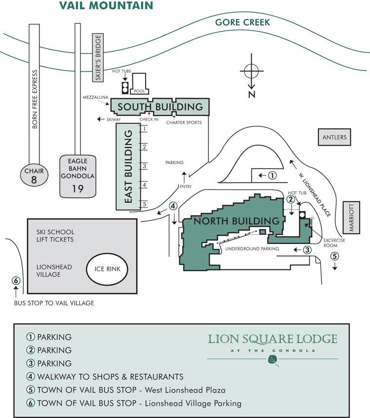 Lionshead Apartments: Lion Square Lodge **** In Vail Colorado
