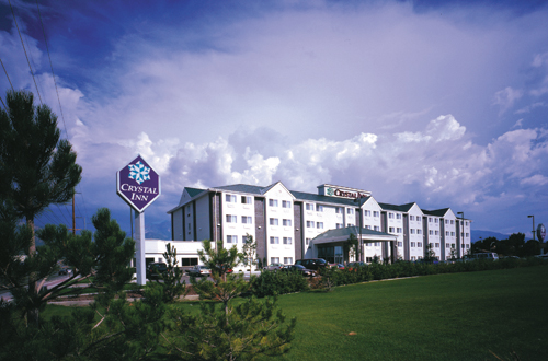 Crystal Inn Hotel And Suites Slc