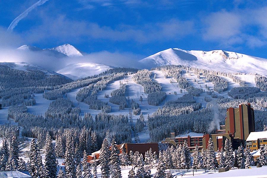 Snow Summit Hotel Rooms