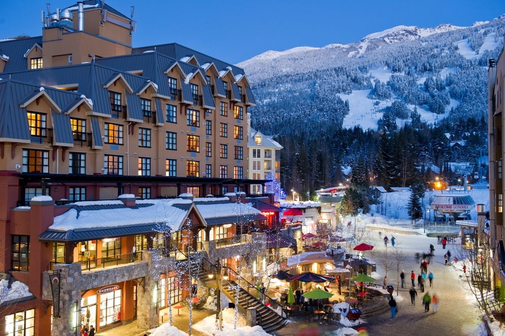 Sundial boutique hotel in whistler british columbia for Boutique hotel ski