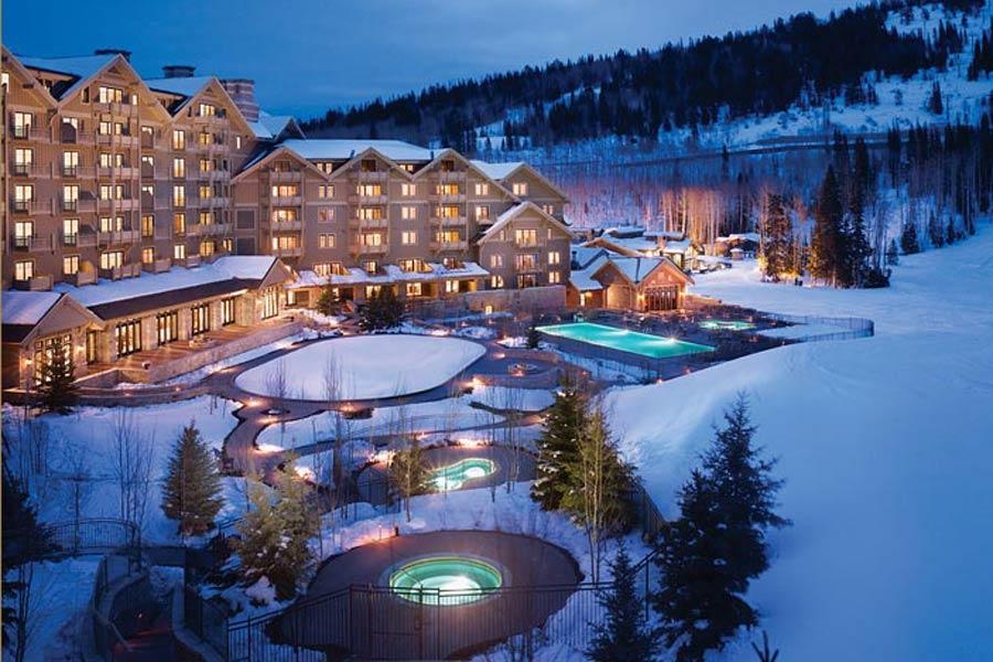 Montage Deer Valley In Deer Valley Utah Usa Ski