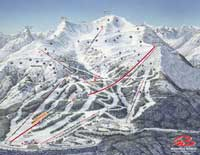 Skigebiet Marmot+Basin