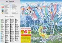 Skigebiet Kicking+Horse
