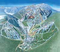 Skigebiet Sun+Peaks+Resort
