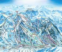 Skigebiet Snowbird