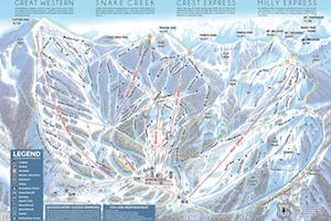 Skigebiet Brighton