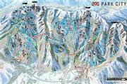 Skigebiet Park+City