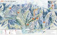 Skigebiet The+Canyons